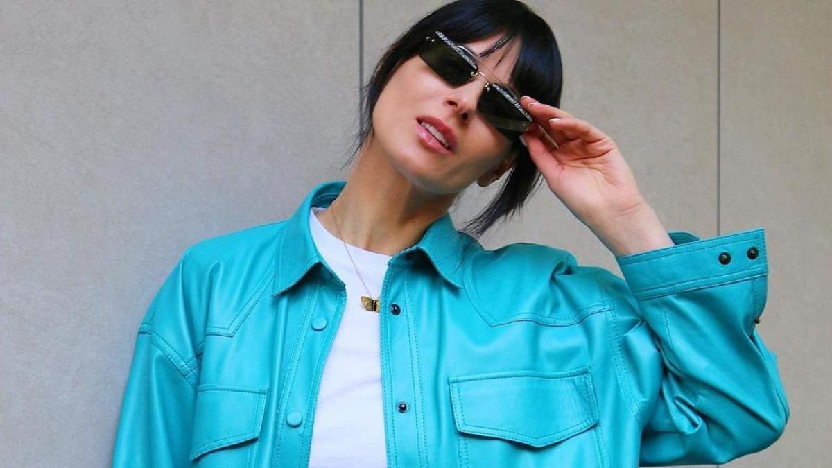 Маша Єфросиніна показала ідеальний макіяж: фото