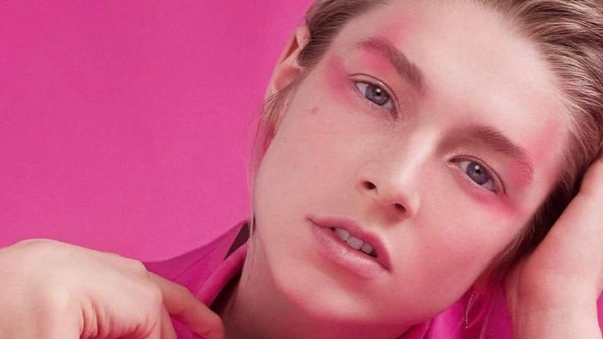 Звезда сериала Эйфория поразила бьюти-образами в кампании Shiseido