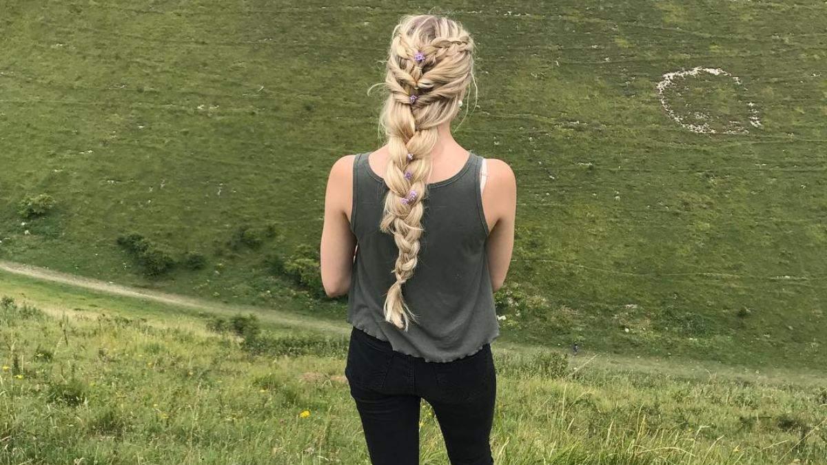 Як заплести французьку косу: проста і модна зачіска на літо