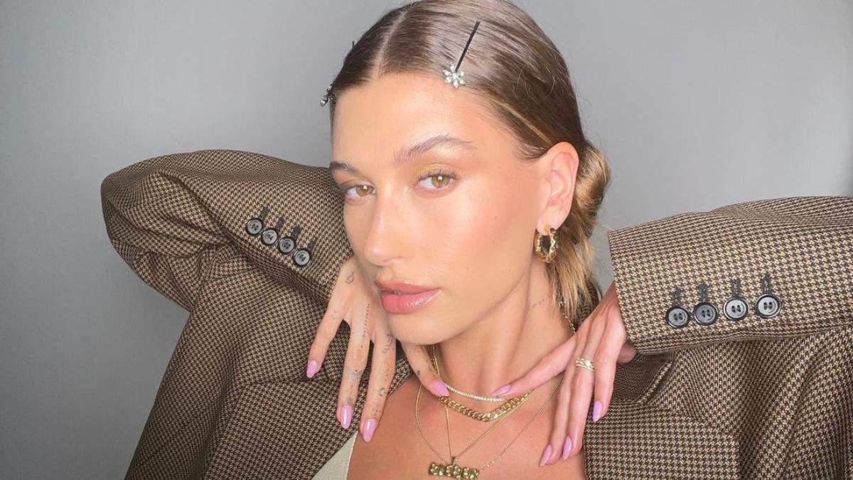 Хейли Бибер показала модный оттенок волос осени 2021: фото, которое вдохновляет на покраску
