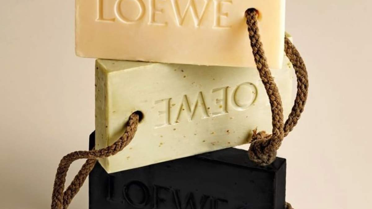 Мыло и марихуана: Loewe выпустили бьюти-средство с оригинальным ароматом – фото