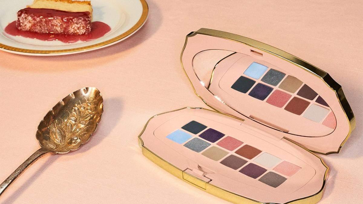 Такого еще не было: Gucci выпустили дебютную коллекцию теней для век – нежные фото