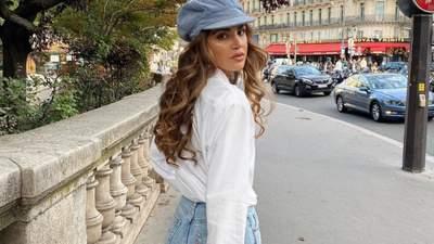 Хвосты, волны, мальвинка: трендовые прически осени с Недели моды в Париже, что понравятся всем
