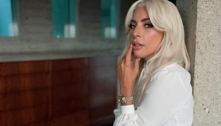 С итальянским шиком: Леди Гага кардинально изменила цвет волос и прогулялась по улицам Рима