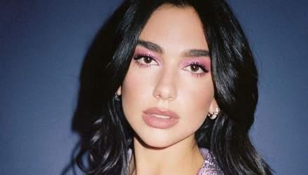 Весенний макияж в розовых оттенках: как повторить бьюти-образ Дуа Липы