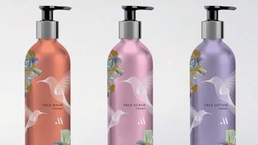 Альтернатива пластику: Meiyume створили нову лінійку алюмінієвих контейнерів для косметики