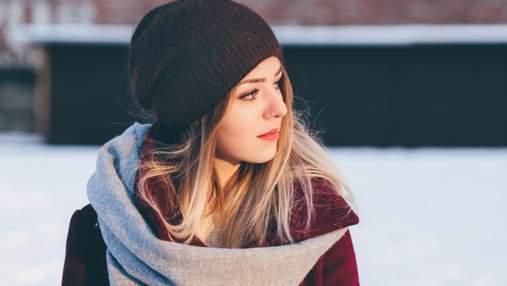 Как сохранить сияющую кожу и здоровые волосы зимой: полезные советы