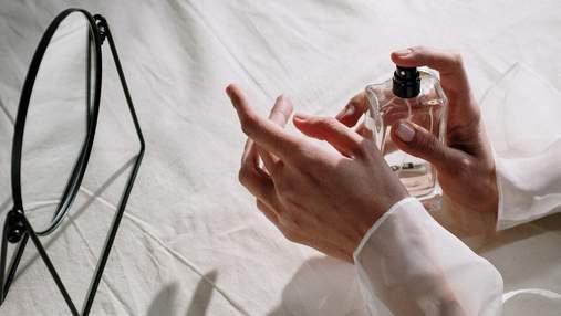 Як правильно використовувати парфуми, щоб не втрачати важливі ноти аромату