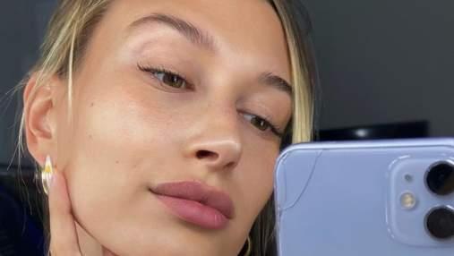 4 простых шага к идеальной коже: Хейли Бибер поделилась ежедневной бьюти-рутиной