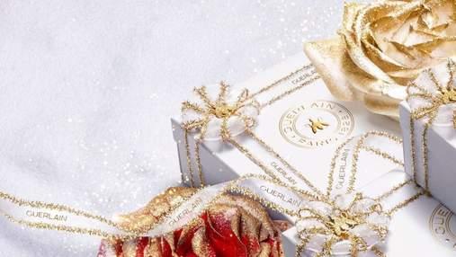 Косметику посвятили пчелам: рождественская коллекция для макияжа Guerlain Golden Bee