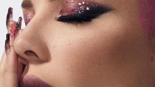Экстравагантно и ярко: певица Halsey презентовала собственный бьюти-бренд – видео