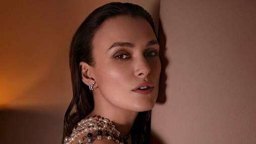 Чувственная и нежная: Кира Найтли снялась в рекламе летней коллекции Coco Mademoiselle от Chanel