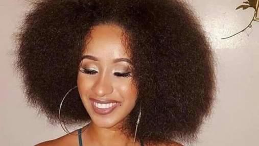 Cardi B образили щодо її натурального волосся: неочікувана реакція реперки