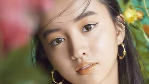Буде проводити медіакампанії бренда: яка японська модель стала амбасадором Estee Lauder