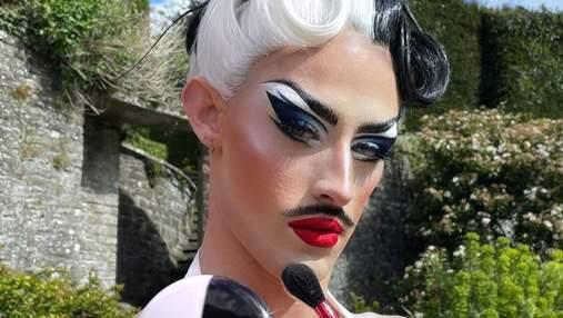 Чтобы повторить бьюти-образ злодейки Disney Круэллы: какую косметику выпустил MAC