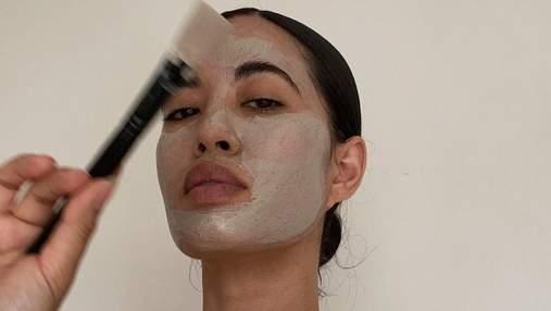 Чтобы подсушить, очистить и увлажнить: домашние маски для жирной кожи лица
