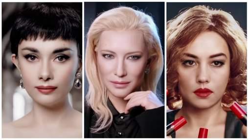 Не отличишь: блогерша превращается в разных мировых звезд с помощью макияжа