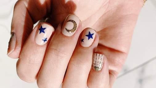 Астрологія в долоні: 7 цікавих ідей для модного манікюру зі зірками