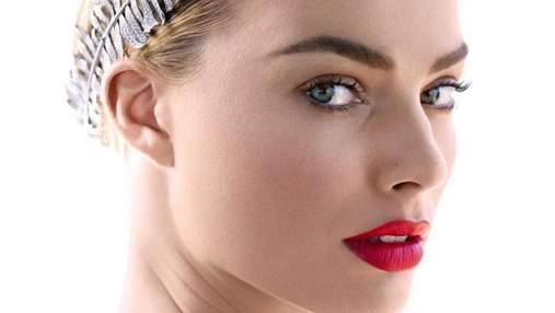 Какую помаду выбрать блондинкам: Марго Робби показывает 5 лучших оттенков