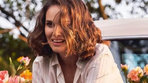Проснуться для красоты и любви: Натали Портман снялась в волшебном новом мини фильме Miss Dior
