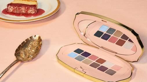 Такого ще не було: Gucci випустили дебютну колекцію тіней для повік – ніжні фото