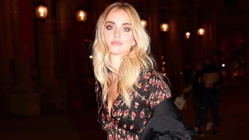 Цвет фуксии на глазах и глиттер на губах: бьюти-тренды весны-лета 2022 с Недели моды в Париже