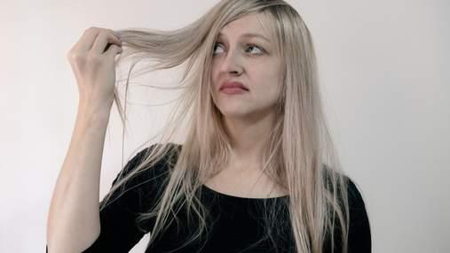 Помилки б'юті-рутини: 5 звичок, через які у вас випадає волосся